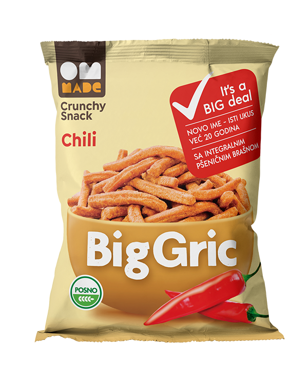 Big Gric - Chilly