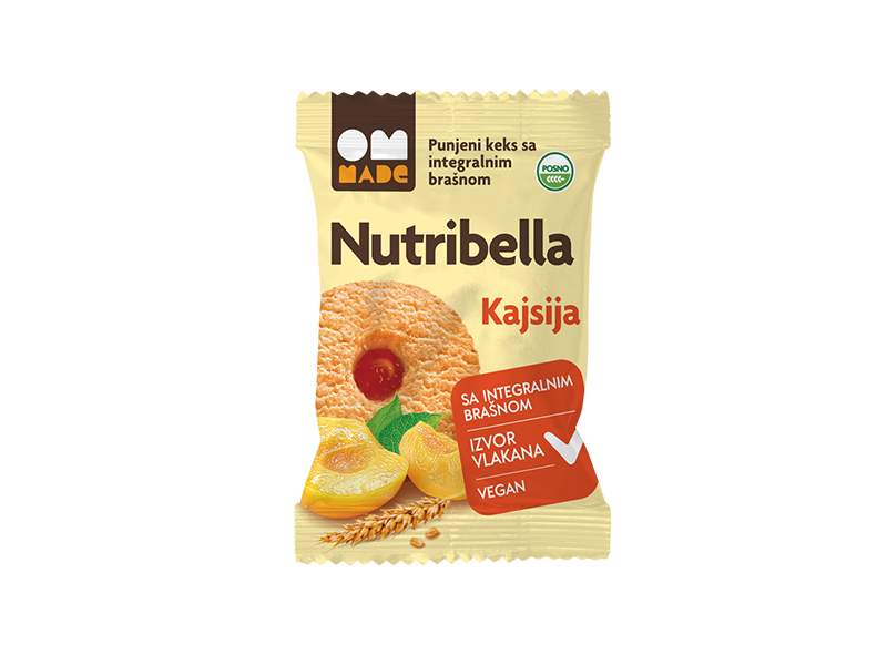 Nutribella - kajsija