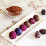 Kakao kuglice sa urmama i lešnicima