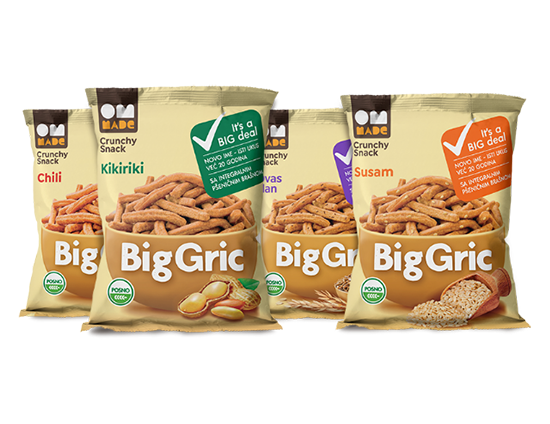 Big Gric - OmMade