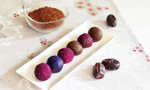 Kakao kuglice sa mlevenim keksom