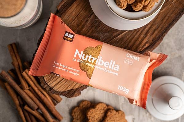 Nutribella biskvit cimet
