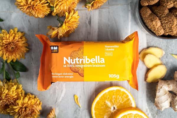 Nutribella biskvit