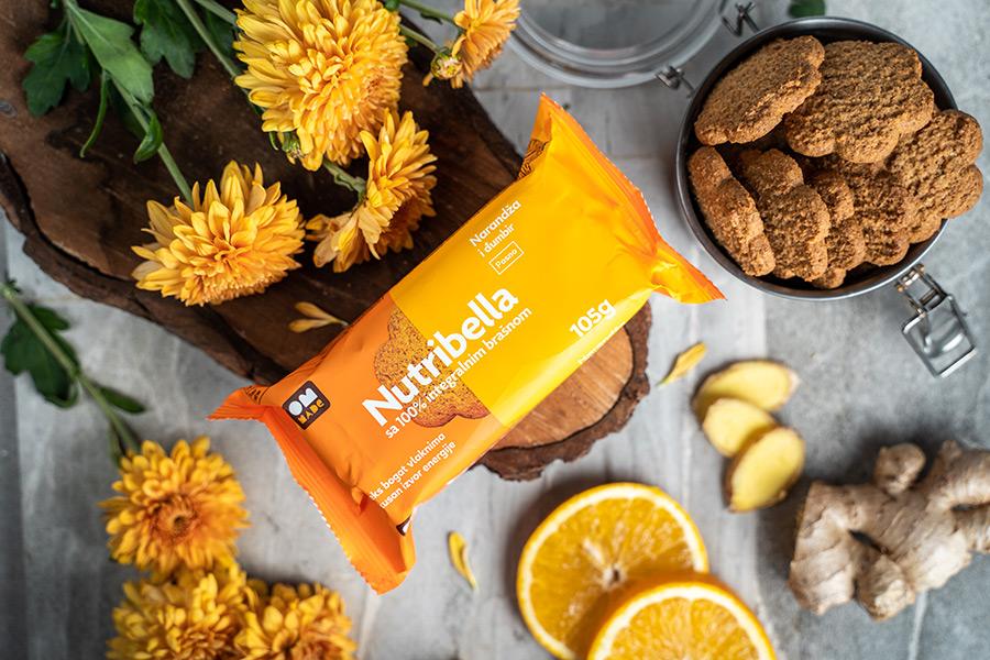 Nutribella - narandža i đumbir