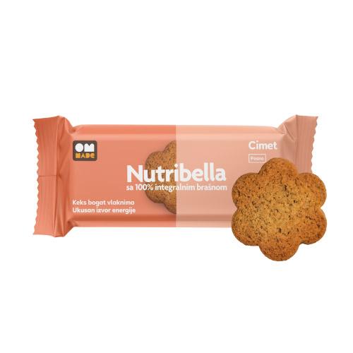 Nutribella biskvit Cimet 105g
