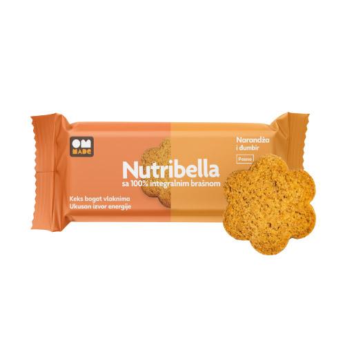 Nutribella biskvit Narandža i Đumbir 105g