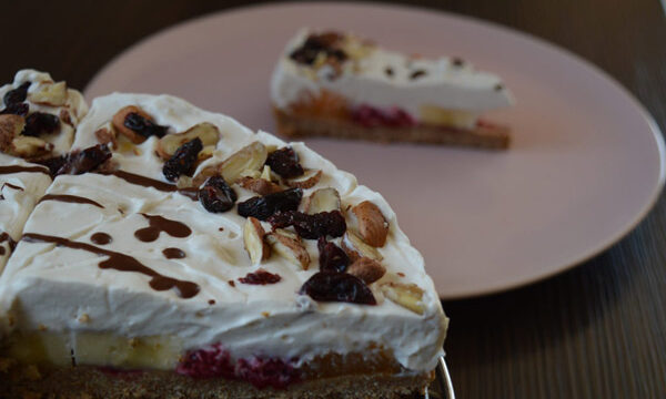 Osvežavajuća keks torta