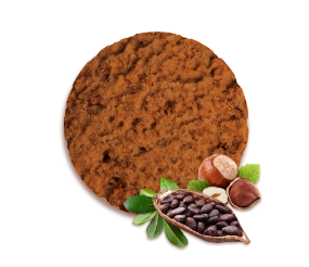 Ovseni keks - lešnik