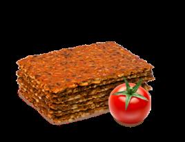 Proteinske pločice paradajz