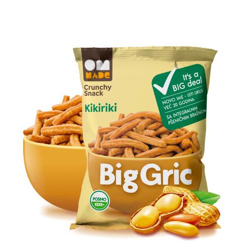 Big Gric kikiriki - rinfuz