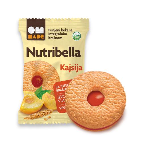 Nutribella filovani keks 50g