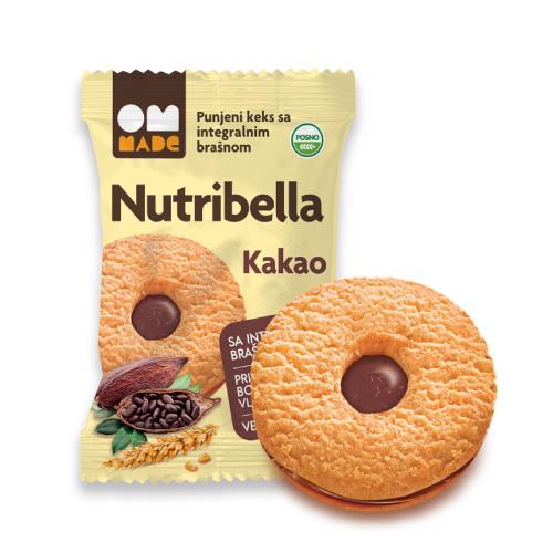 Nutribella punjeni keks kakao 50g