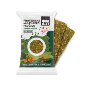 OM made proteinske pločice bez brašna - Bundeva 54g