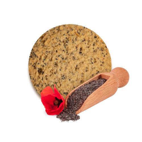 SMART Ovseni keks - mak