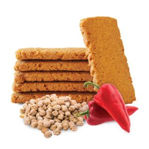 Smart krekeri Humus - Dimljena paprika
