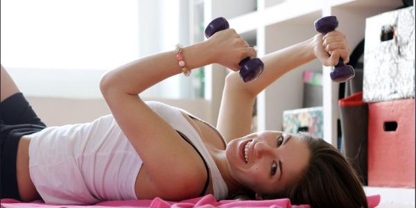Konsultacije sa trenerom – vežbanje kod kuće