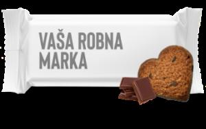 Nutribella biskvit - belgijska čokolada