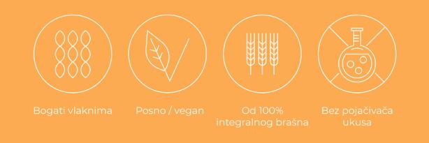 Nutribella biskvit Narandža i kurkuma - benefiti